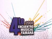 2008-4to Encuentro Yamaha